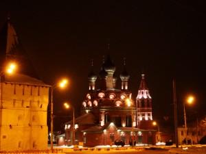 Kremlj noću