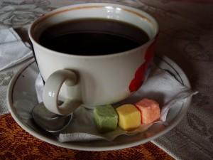Kafa tricolore