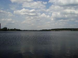 Jezero u Gusu