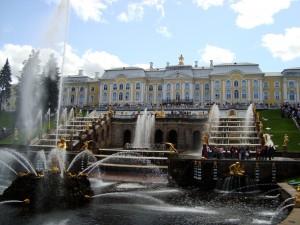 Fontane u Peterhofu