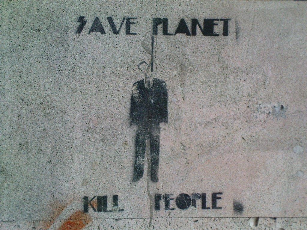 Save planet!