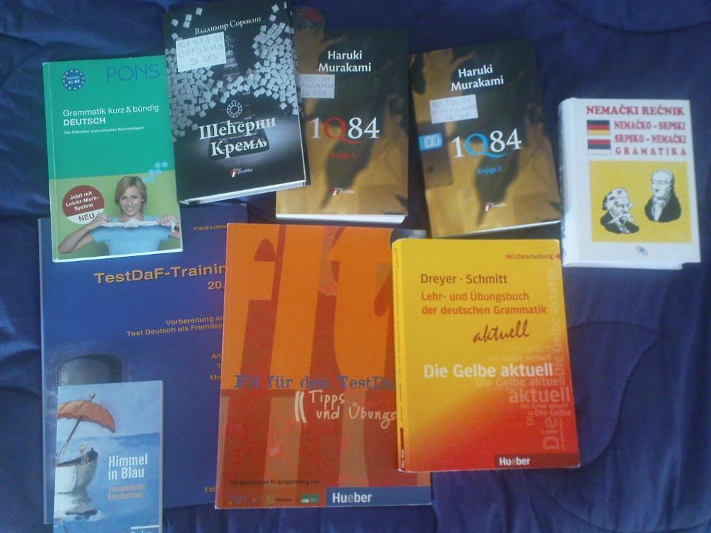literatura za leto