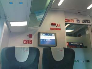 Railjet u Austriji