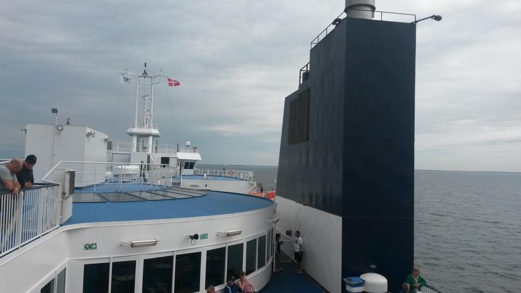 Na trajektu